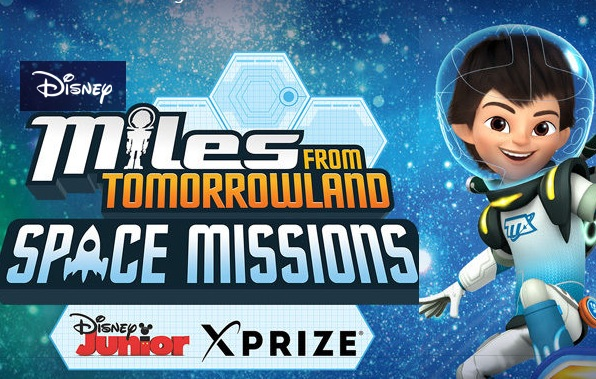 Miles from Tommorrowland Space Missions Disney Sweepstakes
