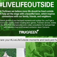TruGreen Live Life Outside Sweepstakes