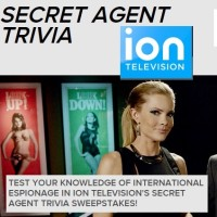ION Television Secret Agent Trivia Sweepstakes
