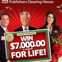 Publishers clearing house $7 a week for life Archives - Sweeps Maniac