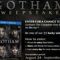 TV Insider Gotham Sweepstakes