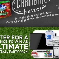 Blue Blue Diamond Game Changing Flavors SweepstakesDiamond Changing Flavors Sweepstakes