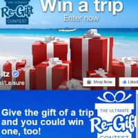 Orbitz The Ultimate Re-Gift Contest
