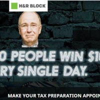 H&R Block 1000 Win $1000 Daily Sweepstakes