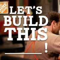 Home Depot Let's Build This Sweepstakes