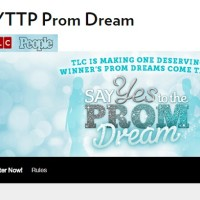 TLC Say Yes to the Prom Dream Contest