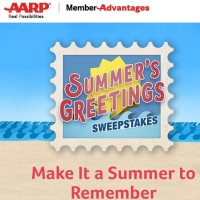 AARP Summer's Greetings Sweepstakes