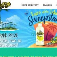 Calypso Taste of the Islands Sweepstakes