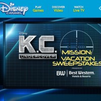 Disney Channel K.C. Undercover Mission Vacation Sweepstakes