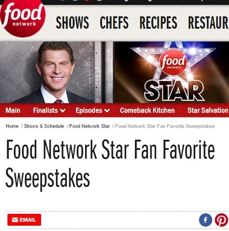 Watch Next Food Network Star Online Free