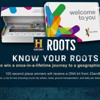 History Know Your Roots Sweepstakes