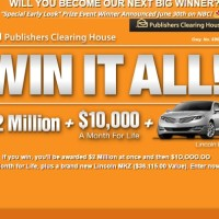 PCH Win it All! Sweepstakes