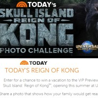 Today's Reign of Kong Photo Challenge