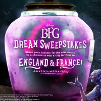 Disney The BFG Dream Sweepstakes