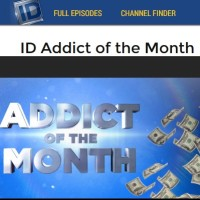 ID Channel Addict of the Month Sweepstakes