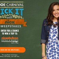 Shoe Carnival Kick It with Nick Sweepstakes