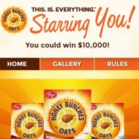 Honey Bunches of Oats $10,000 Sweepstakes