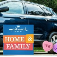 Hallmark Channel Home & Family's Ford Edge Sweepstakes