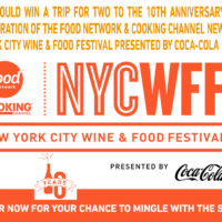 Food Network & Cooking Channel New York City Win & Food Festival Sweepstakes