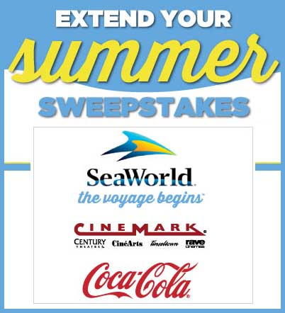 coca cola sweepstakes win a trip to seaworld extend your summer sweepstakes 2013 6349