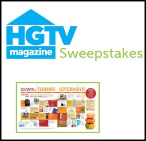 hgt com sweepstakes hgtv sweepstakes thanksgiving giveaway sweeps maniac 2292