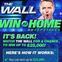 the wall sweepstakes nbc com best online sweepstakes 2014 win free cash and prizes 2400